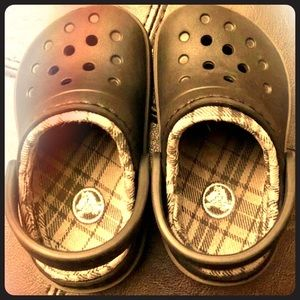 Toddler Boy's CROCs